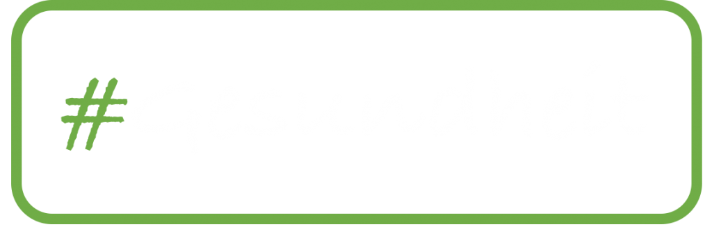 Hashtag-Gesundheit-Logo