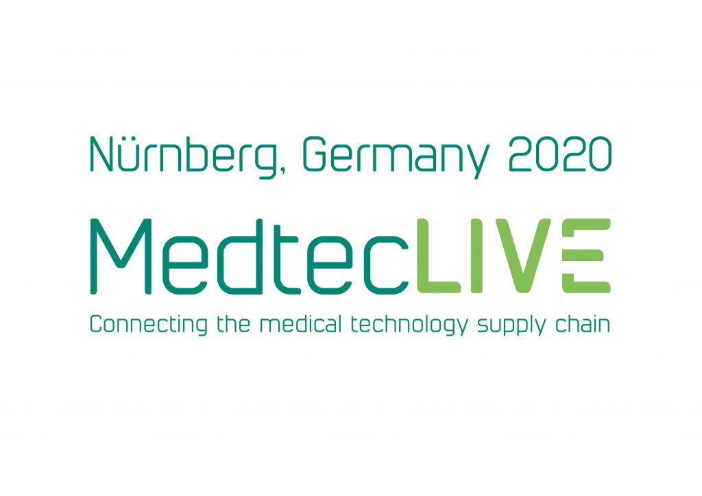MedtecLIVE 2020 Logo