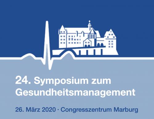 Symposium Gesundheitsmanagement 2020 Logo